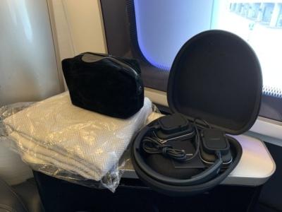 British Airways First Class improvements
