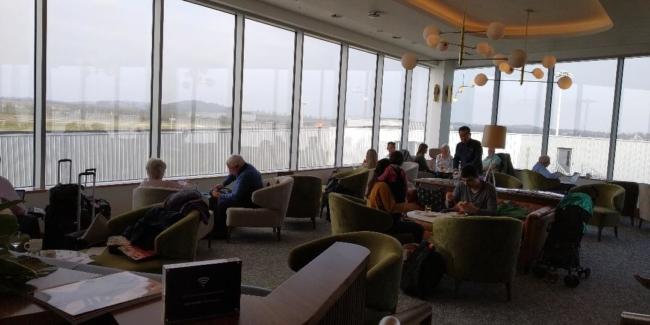 No 1 Lounge Edinburgh