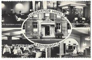 Hilton Edinburgh Grosvenor leaving Hilton