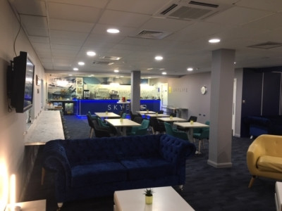 SkyLife Lounge southend review