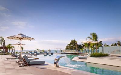 €350 Marriott hotel credit with British Airways bookings