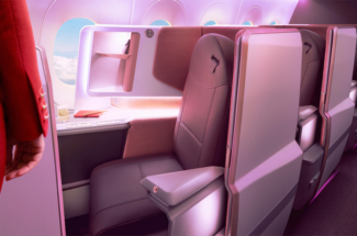 Virgin Atlantic Upper Class A350