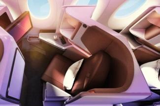 Virgin Upper Class A350 2