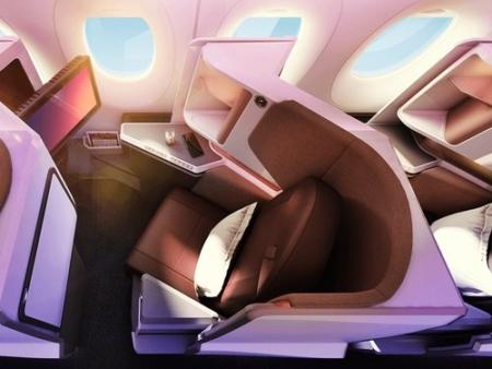 Virgin Upper Class SeatSpy