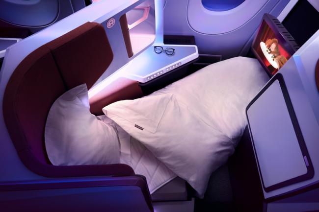 Virgin Atlantic A350 flight times