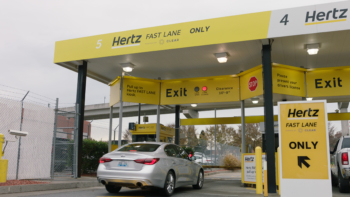 Review of Hertz Gold Plus Rewards