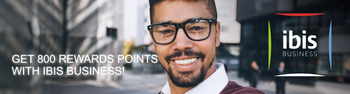 ibis Business sign up offer