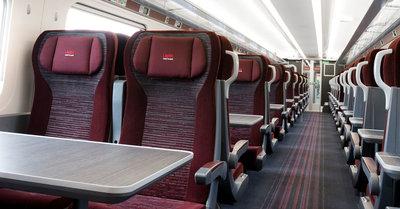 Azuma LNER business class review