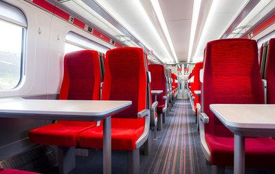 Azuma standard class review LNER