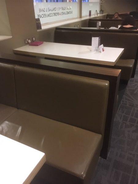 East Midlands Airport Escape Lounge review