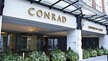 Conrad London St James competition
