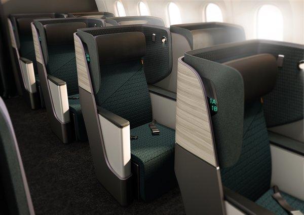 HAECO emirates premium economy seat