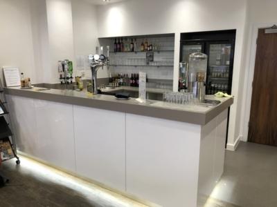 Leeds Bradford Airport Yorkshire Lounge bar