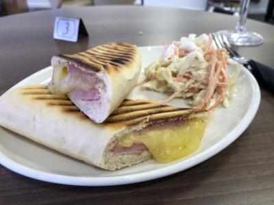Leeds Bradford Airport 1432 Runway Club panini