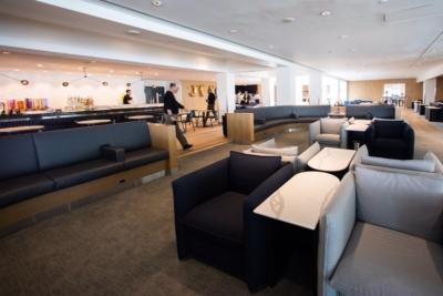 British Airways new Business Class lounge New York JFK