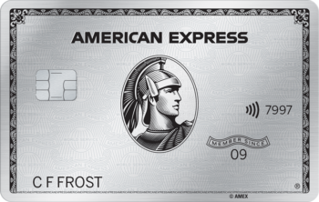 American Express UK Platinum £575 fee