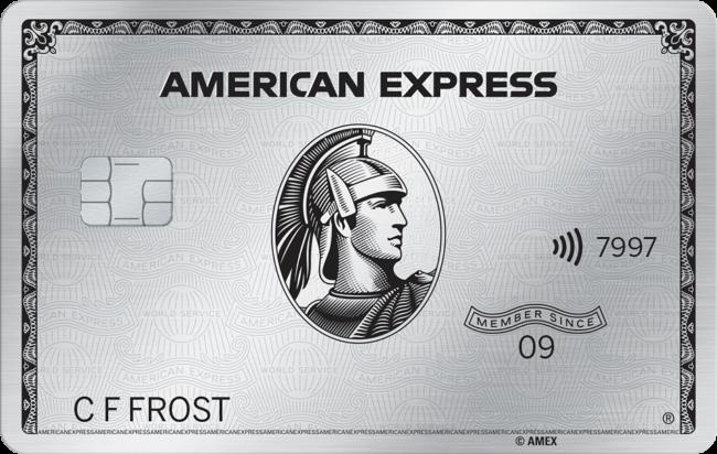 25% bonus on Membership Rewards redemptions via Platinum Travel