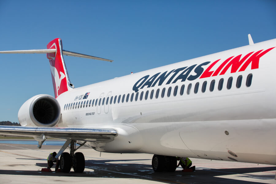 How to book Qantaslink and Jetconnect using Avios