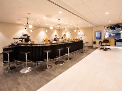 British Airways new Business Class lounge New York JFK bar