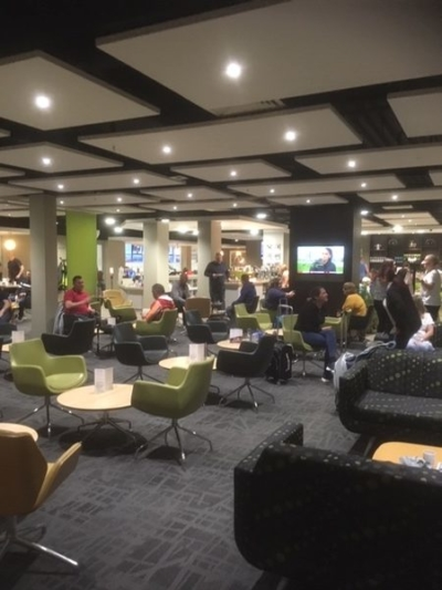 East Midlands Airport Escape Lounge review
