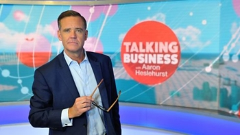 Head for Points on Talking Business with Aaron Heslehurst