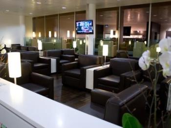 dnata Skyview lounge Geneva