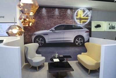Hertz British Collection lounge