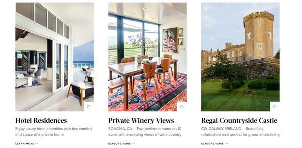 Marriott Homes & Villas properties