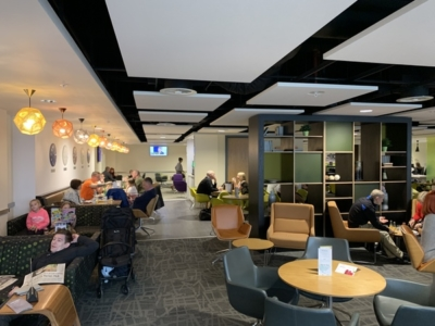 Manchester Terminal 2 Escape Lounge