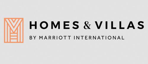 Marriott Homes & Villas logo