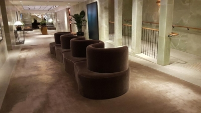 Review of Cathay Pacific's The Pier First Class Lounge at Hong Kong Airport
