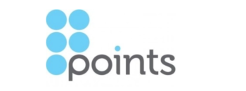 Points.com logo wide
