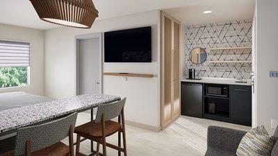 IHG Atwell Suites render