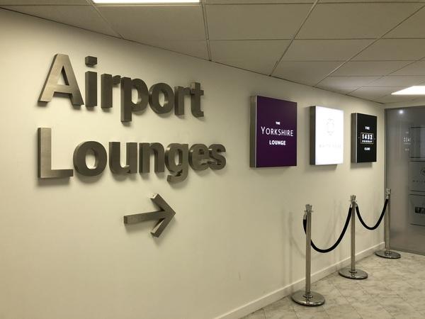 Leeds Bradford Airport Lounges