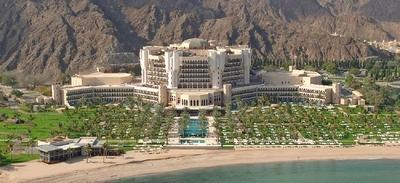 Review Al Bustan Palace Hotel Oman, Ritz Carlton