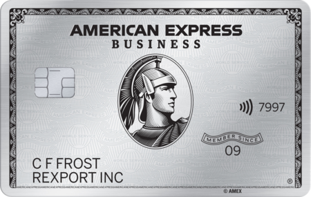 Amex Platinum Business American Express