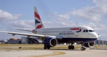 BA 1 New York to London City
