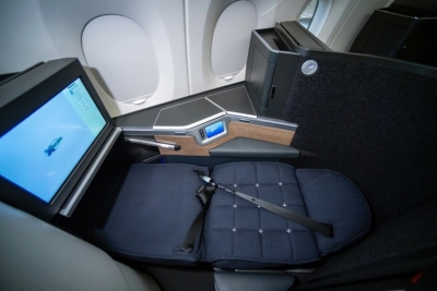 British Airways A350 Club Suite 2