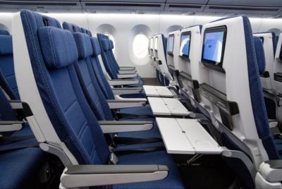 British Airways Club Suite World Traveller