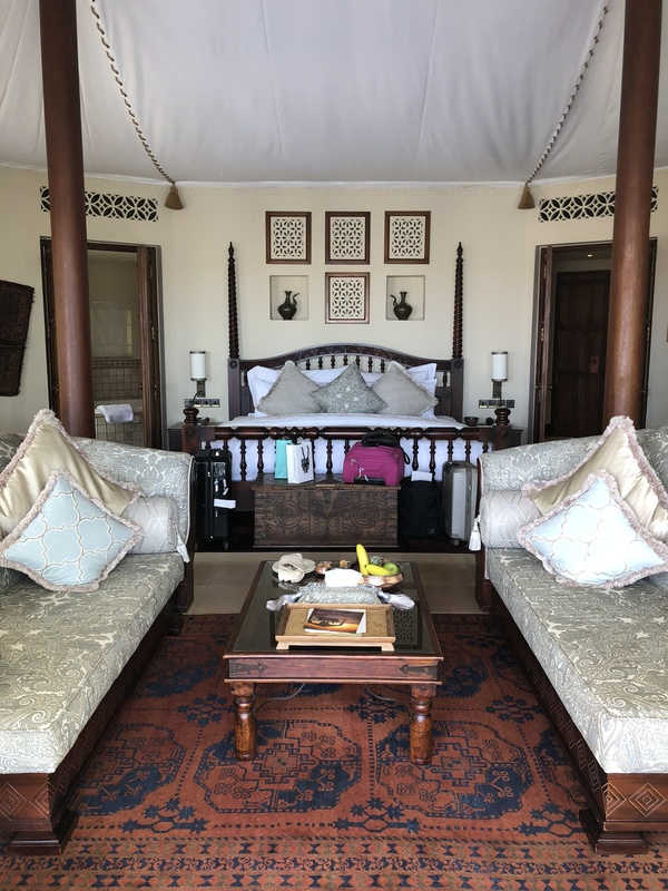 Marriott Al Maha Desert Resort Dubai suite