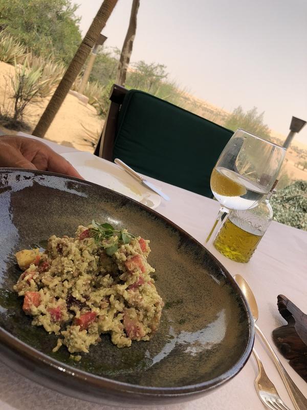 Marriott Al Maha Desert Resort Dubai starter
