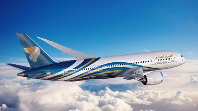 Oman Air Boeing 787-9 review