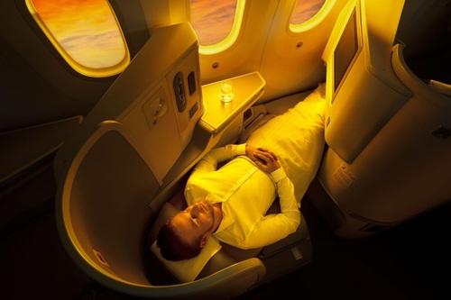 Vietnam Airlines business clas