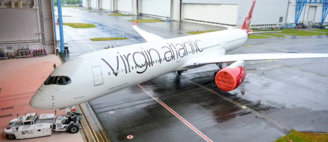 Virgin Atlantic miles booster