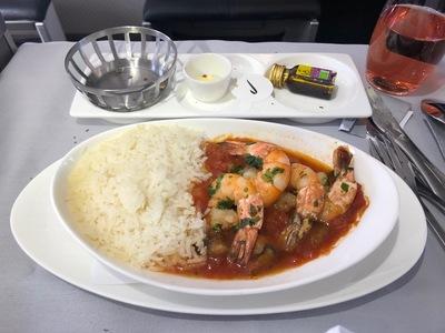 Review British Airways Club World BA1 London City to New York JFK