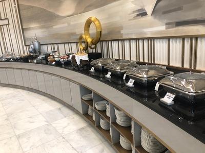 Oman Air business class lounge review, Muscat International Airport