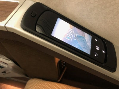 Oman Air business class review Boeing 787-9