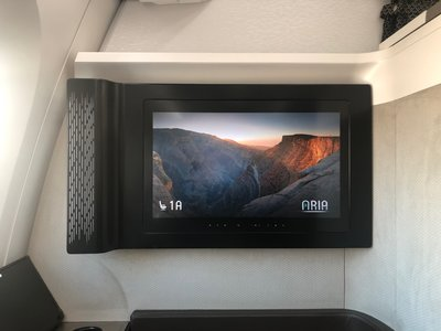 Oman Air First Class Suite review