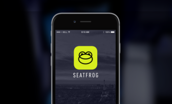 Seatfrog app screenshot