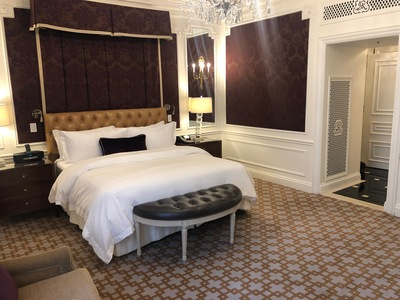 Review St Regis New York hotel Madison Suite